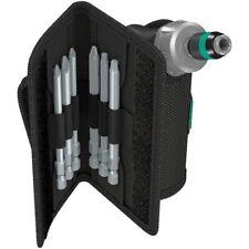 Wera 05051031001 Kraftform Kompakt Pistol RA 4 Ratchet Screwdriver Set 13 Piece