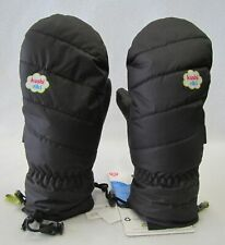 "KIDS CANDYGRIND KUSHI-RIKI ""HOPE"" MITTENS WINTER SKI (XS AGES: 4-5) BLACK"