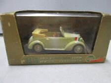 Brumm 1937-1939 Fiat 508 C Cabriolet 1100 1/43