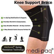 Knee Support Compression Sleeve Patella Brace Arthritis Injury Gym Running UK