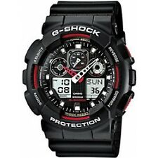 Casio G-shock Ga-100-1a4er Mens Combi Watch GSHOCK GA1001A4ER