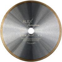Fliesen Diamant-Trennscheibe 250 x 25,4 mm Feinsteinzeug Keramik Klinkerriemchen