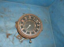 46 Ford Car Clock-Rebuildable