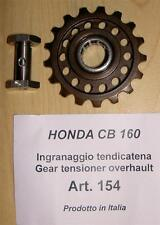 Honda CB160 Cappellini replacement cam chain tensioner at cylinder base #154