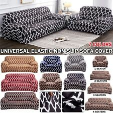 New Universal Sofa Covers Spandex Furniture Protector Slipcovers 1/2/3/4 Seaters
