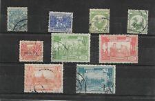 Birmania Valores Diversos del año 1949-54 (EZ-271)