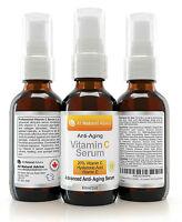 20% Vitamin C Serum  60 ml Made in Canada - Certified Organic