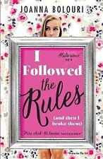 I Followed the Rules by Joanna Bolouri Paperback Book Brand New