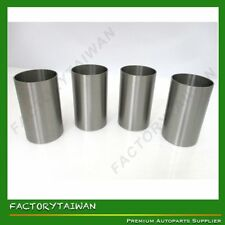 Liner / Sleeve Set for Mitsubishi K4N (100% TAIWAN MADE) x 4 PCS