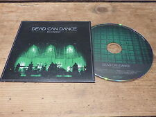 DEAD CAN DANCE - IN CONCERT !! MEGA RARE  PROMO CD !!!!!!!!!!!
