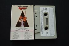 Clockwork Orange Ultra Rare Australian Soundtrack Cassette Tape!