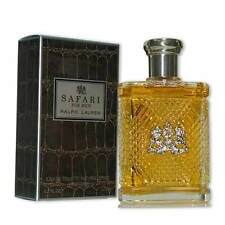 Ralph Lauren Safari 125ml Eau De Toilette Men Spray
