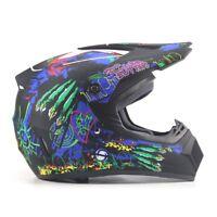Adult Motocross ATV Dirt Bike Downhill MTB DH Racing Off Road Motorcycle Helmet1