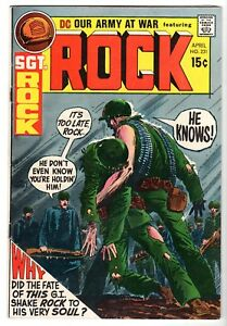 Our Army at War with Sgt. Rock #231, Very Fine Condition