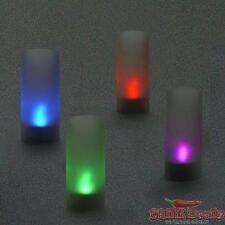 4 LED Electronic Candle Light Color Change Sensor Flicker Home Office Kitchen