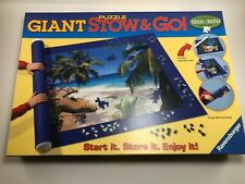 Ravensburger Giant Puzzle Stow & Go Mat For 1000-3000 Piece Puzzles *USED/MINT*