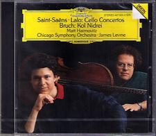 MATT Haimovitz: Lalo Saint-Saens Cello Concerto rottura Kol nidrei CD James Levine