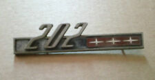 Vintage 202 Comet Mercury Cyclone Emblem Badge Ornament Decal Trim Logo