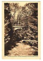 CPA 01 Ain Divonne-les-Bains pont de l'Arbaletrier et source Barbilaine