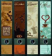 File Art 4 Design Ordner-Etiketten World of Coffee...........................462