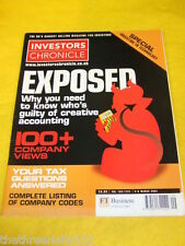 INVESTORS CHRONICLE - INVESTING IN TECHNOLOGY - MARCH 2 2001