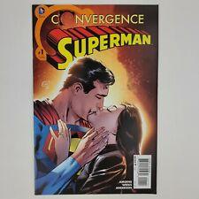 New ListingConvergence Superman #1 Dc Comics