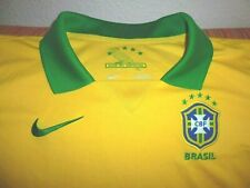 Camiseta BRASIL Confederaciones 2013 t-shirt maglia trikot futbol national team