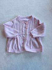 Baby Girls Clothes Newborn - Cute Pink Cardigan -