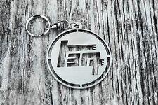 Toyota TEQ TRD JDM keychain keyfob  porta-chaves Schlüsselanhänger