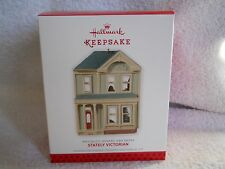 Hallmark 2013 Stately Victorian Nostalgic Houses And Shops Series 30 New