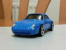 Hot wheels 1996 PORSCHE CARRERA blue New without package
