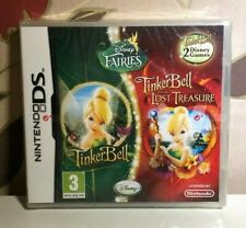 Disney Fairies: TinkerBell & The Lost Treasure 2 Games Nintendo DS 3DS 2DS NEW