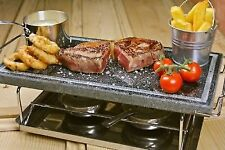 Hot Stone Grill - Barbeque BBQ Cooking Oven Japanese Tepinyaki Korean D Line