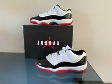 Nike Air Jordan 11 Low Retro Concord Bred GS UK 3.5 / US 4Y / EU 36 - FREE SHIP