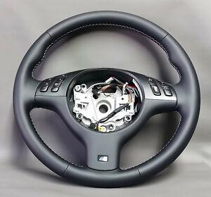 Steering wheel BMW E46 E53 E39 M3 M5 New leather