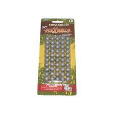 50 Gel Rubber .50 caliber Reusable Paintballs Flexballs