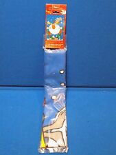 New Rocky and Bullwinkle Decorative Banner Flag Skiing Holiday Christmas Winter