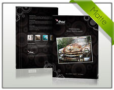 Rihac High Resolution Matte Photo Paper 108gsm A4 x 100 Sheets Inkjet Photopaper