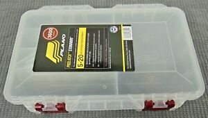 Parts Storage Organizer Container Box Adjustable Dividers 5 to 20 Compartments