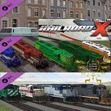 3 DLC Railroad X PC & Mac PC KEY STEAM - Region Free