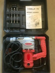 Toolman Electric Power Hammer Drill Driver 10 Amp Heavy Duty Corded with Dewa