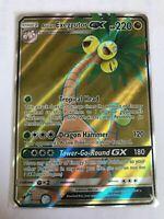 Alolan Exeggutor GX FULL ART ULTRA RARE 107/111 Pokemon SM Crimson Invasion NM