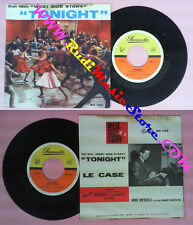 LP 45 7'' GINO MESCOLI E ORCHESTRA Tonight Le case PHONOCOLOR no* cd mc dvd
