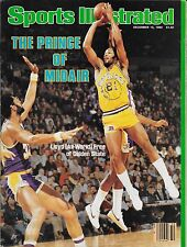 Sports Illustrated 1980 LLOYD All World B FREE Golden State Warriors NO LABEL