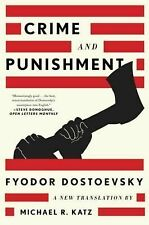 Crime and Punishment by Fyodor Dostoyevsky ( English Version ) + BONUS📚