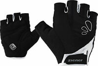 Ziener Damen-Rad-Bike-Handschuhe CAPELA LADY BIKE GLOVE schwarz weiss