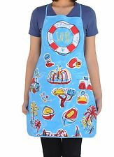 Women Kitchen Bib Apron Adult Chef Bbq Cooking Baking 