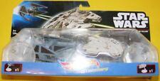 Star Wars Hot Wheels - Tie Interceptor vs. Millenium Falcon #28242