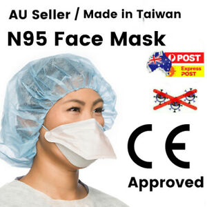 20/60/100Pcs CE Cerified N95 Protective Filter - SAME DAY DISPATCH