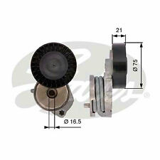 FORD S-MAX 2.5 Aux Belt Tensioner 06 to 14 HUWA Drive V-Ribbed Gates 1465914 New